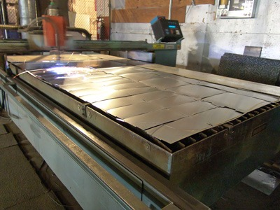 plasma cutter for custom ductwork